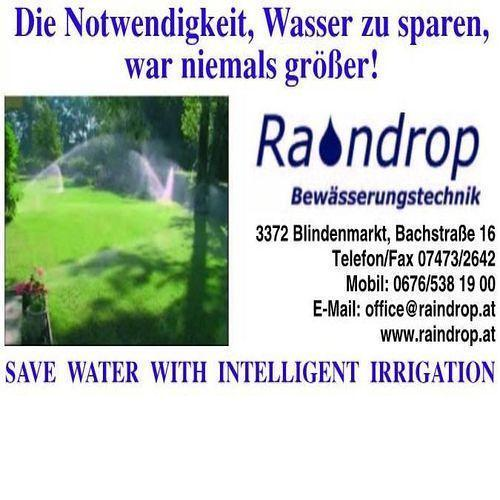 Bewässerungstechnik