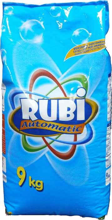 RUBI AUTOMATIC Powder Detergent 9 kg