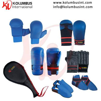 Offering wide range of all style of martial arts products from gloves to foot protections.