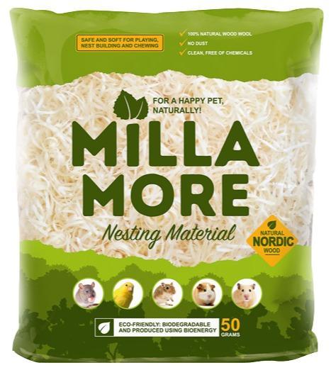 Millamore Nesting Material