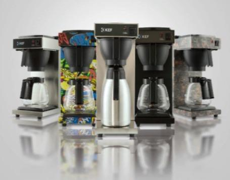 KEF Filter Coffee Machines