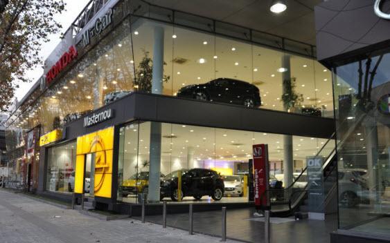Venta y alquiler de vehículos Opel: Turismos, vehículos comerciales y flotas de transporte