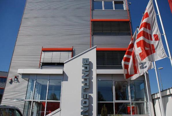 Standort Ulm Hauptsitz