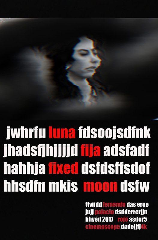 Fixed Moon, a film by Palacio Rojo.