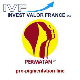 permatan pro-pigmentation line