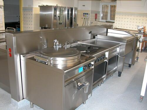 Küchenprojekt kurz vor Fertigstellung