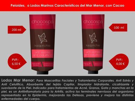 Lodos Marinos mas Cacao
