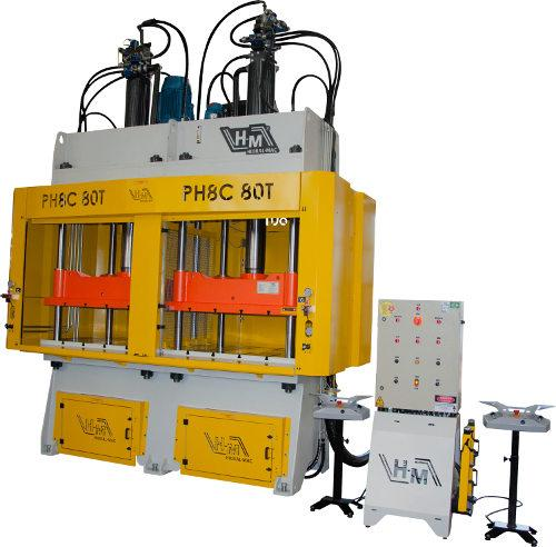 Hidralmac hydraulic press PH8 47