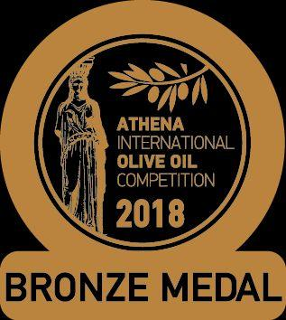 BRONZE METAL AT 3RD INTERNATIONAL OLIVE OIL COMPETITION