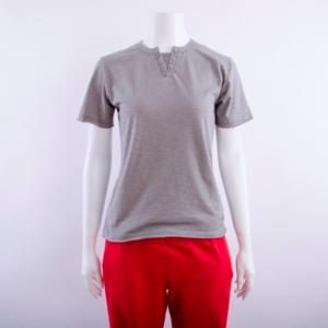 Model: Green V-Neck T-Shirt Shaped Collar: V-Neck Bicycle Strengthened Style: Casual use Type: Short sleeve Fabric: 100 Cotton (Cotton)