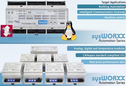 Automation: SPS- E/A's