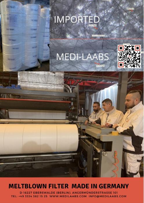 Meltblown-Filter deutsche Hersteller