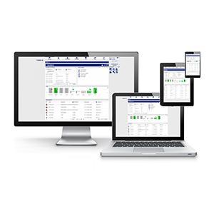 iSAC-3 Host Software für Zutrittskontrolle
