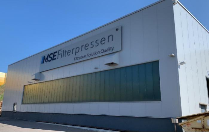 MSE Halle 2 - Metallverarbeitung