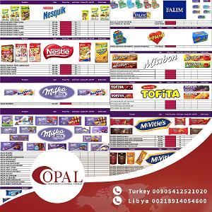 brands  Food  chocolate