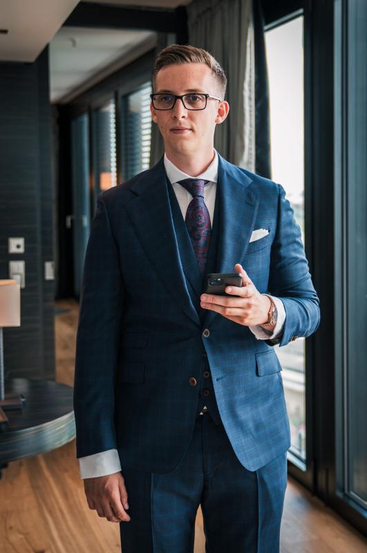 Andreas Baulig, Gründer, Geschäftsführer