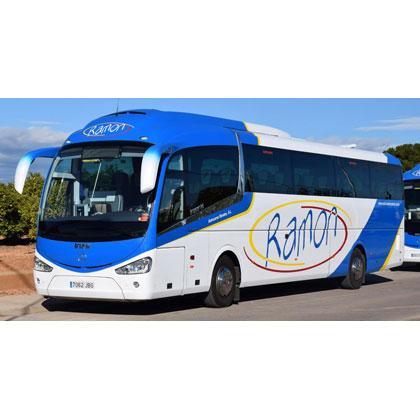Autocares y autobuses