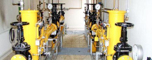 Gasdruckregel- und Messanlagen (GDRM)