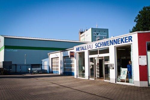 Standort Werl Schwenneker-Metallbau