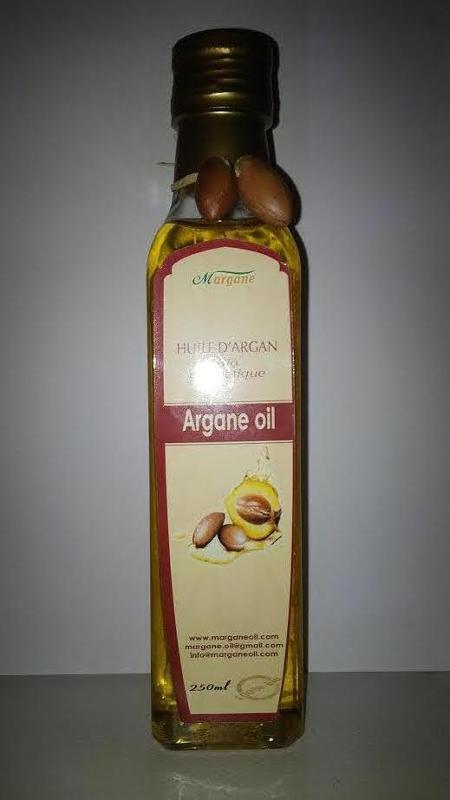bio argan oil certified eco cert.