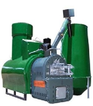 ecoHORNET Pellet & Agro-Pellet Heating Unit