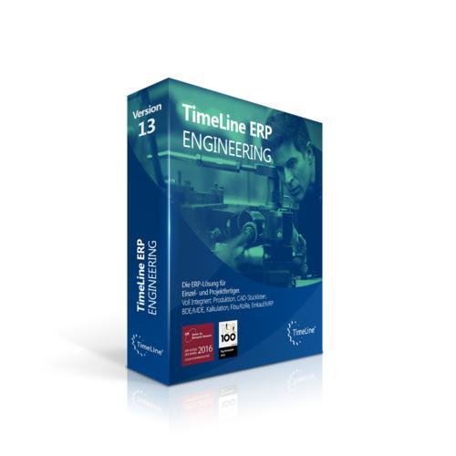 TimeLine ENGINEERING für Einzelfertiger