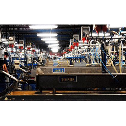 Plásticos: máquinas y material para la industria