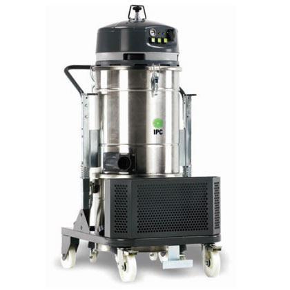 Planet 200 S Aspirador Industrial de Polvo. Incorpora 3 motores de Aspiración de 2 Etapas con puesta en marcha independiente para ajustar correctamente la potencia de aspiración necesaria...