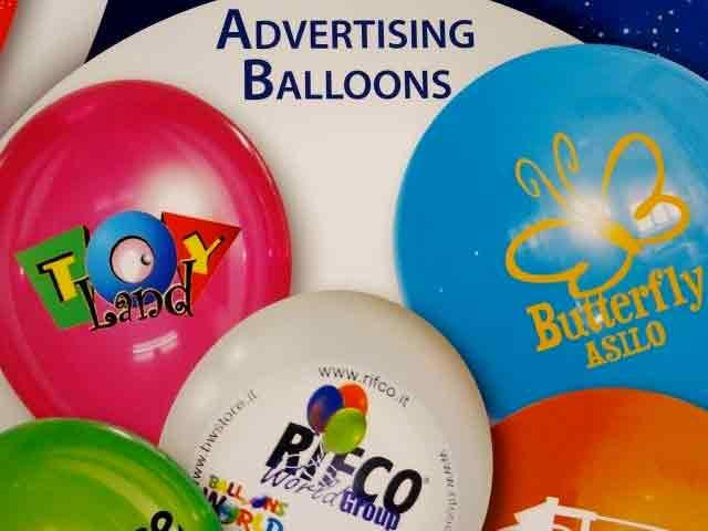 Balloons World Store - Stampe pubblicitarie