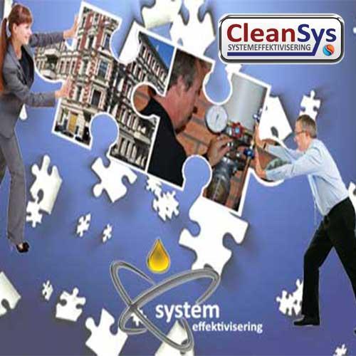 Att systemeffektivisera en fastighet är som att lägga pussel. Alla bitarna skall falla på plats.