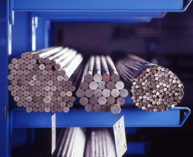 Stock program titanium