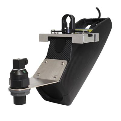 Water/wastewater non-contact radar open channel flow sensor
