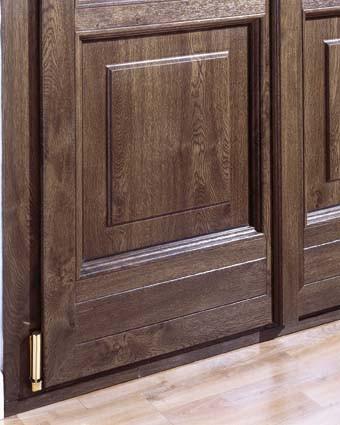 Pannello bugnato porta in pvc