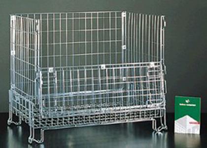 Il contenitore più adatto per lo stoccaggio ed il trasporto delle vostre merci.