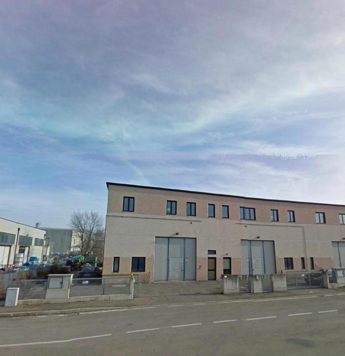 Capannone lavorazione vetroresina a Fiorano(Modena)