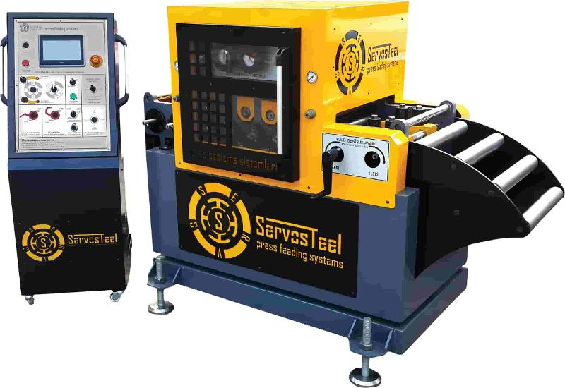 9 ROLLER STRAİGHTENİNG SERVO FEEDER