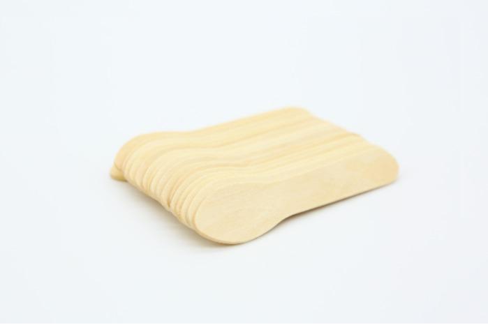 Wooden spoon 75 mm