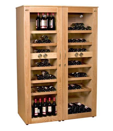 La más amplia gama de vinotecas climatizadas online. Disponemos de las mejores marcas al mejor precio.