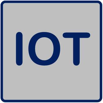 IoT for Industry (IIoT) - deutsche Übersetzung das industrielle Internet der Dinge, z.B. digitale Überwachung von Maschinendaten mit dem Ziel Maschinenausfall zu vermeiden (predictive Maintenance).
