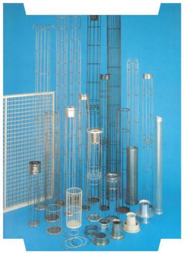 Filterstützkörbe
