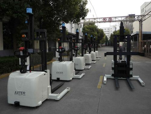 Autonomous Industrial & Logistics Vehicles