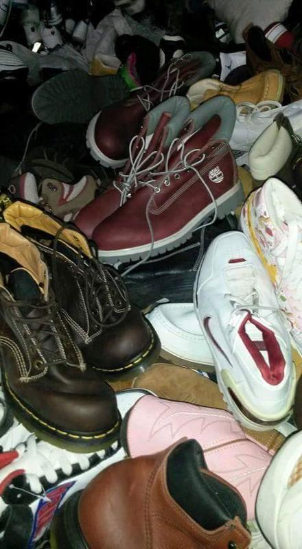 Empresa de ropa usada clasificada de Primera Calidad - Empresa especializada en clasificar ropa zapatos de segunda mano clasificada de Primera Calidad
