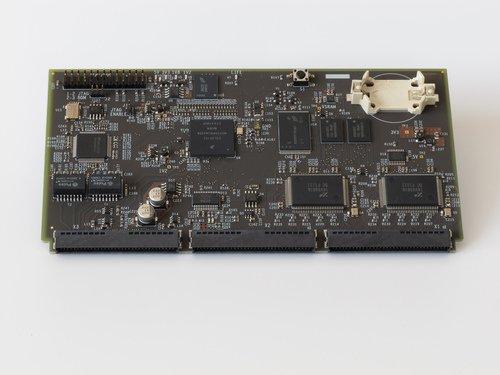 CPU T600
