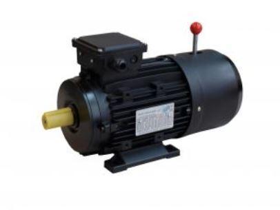 Industriemotor mit robuster und kostengünstiger Konstruktion