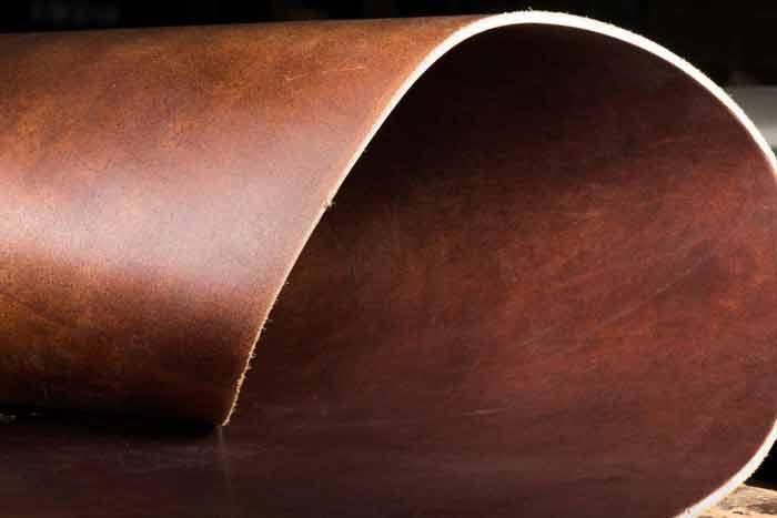 Radermecker Leather Della Cognac