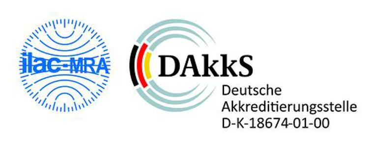 DakkS calibration