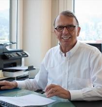 Geschäftsführer Carlo Isepponi