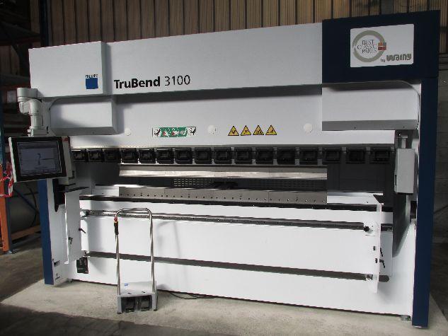 TRUMPF True Bend 3100 bis 100 Tonnen bis 3,1 m