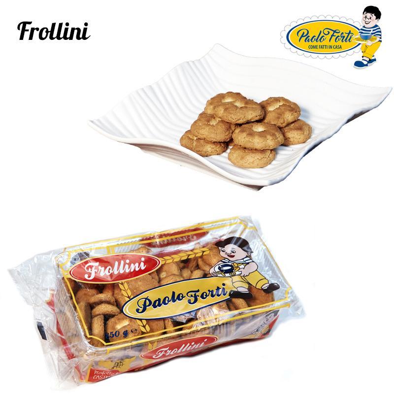 Croccanti e gustosi biscotti dalle svariate forme.