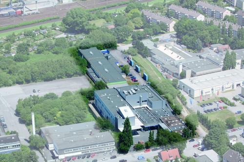 Hauptsitz Wuppertal